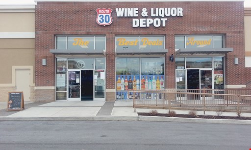 Product image for Route 30 Wine & Liquor Depot 5% off total purchase of $75 or more