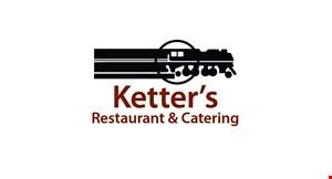 Ketter's Restaurant & Catering logo