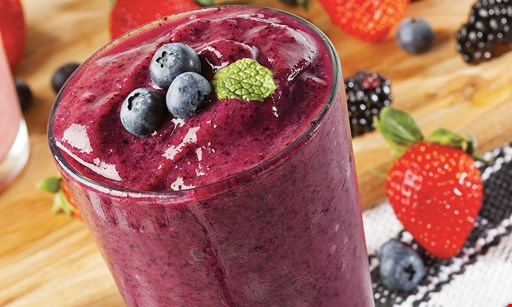Product image for Robeks Fresh Juices & Smoothies FREE classic smoothie with purchase of large smoothie