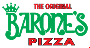 Barone's Pizza logo