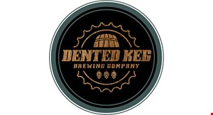 Product image for Dented Keg Brewing Company 15% Off lunch valid Tues-Fri 11am-4pm.