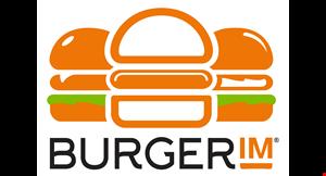 Burger Im logo