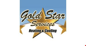 Product image for Gold Star/Morevent Heating Cooling Plumbing $109 Tune -Up With 1lb of Refrigerant FREE