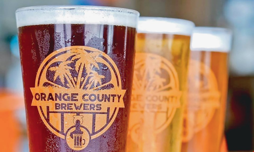 Product image for Orange County Brewers $10 OFF any purchase of $60 or more