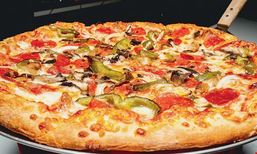 Product image for Big Rocco's Pizzeria & Tavern $2 OFF any large pizza dine in only