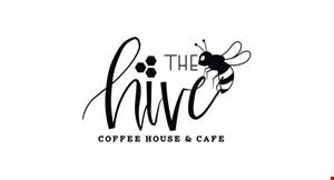 The Hive Coffee House & Cafe logo