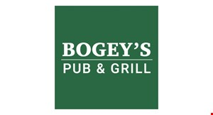 Bogey's Pub And Grill logo