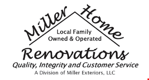 Miller Exteriors and More LLC logo