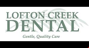 Lofton Creek Dental logo