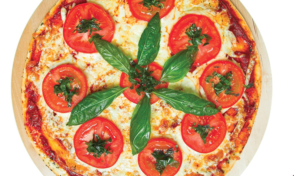 """Product image for Rosalia's Deli FREE 12"""" cheese pizza with purchase of any 16"""" pizza."""