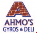 Product image for Ahmo's Gyros & Deli $3 OFF any purchase of $20 or more.