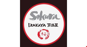 Product image for Sakura Izakaya $10 OFF any dine in order of $50 or more