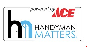 Product image for Handyman Matters $100 off full-day.