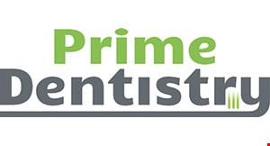 Prime Dentistry logo