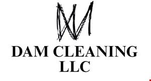 Dam Cleaning LLC logo
