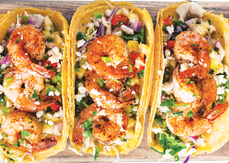 Product image for Two Dudes Seafood $5 OFF any purchase of $30 or more, valid for lunch & dinner sunday–thursday only.