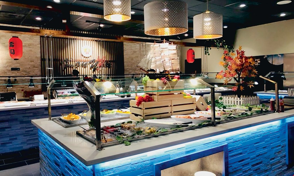 Product image for Kouyou Buffet 10% Off adult buffet.
