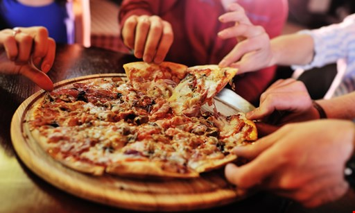 Product image for Big Sergio's Pizza of Equal or Lesser Value Pick up Only. Valid Sunday-Thursday only