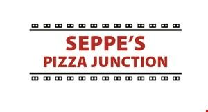 Seppe's Pizza Junction logo