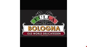 Fulla Bologna Old Word Delicatessen logo