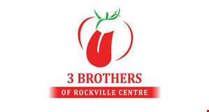 3 Brothers of Rockville Centre logo