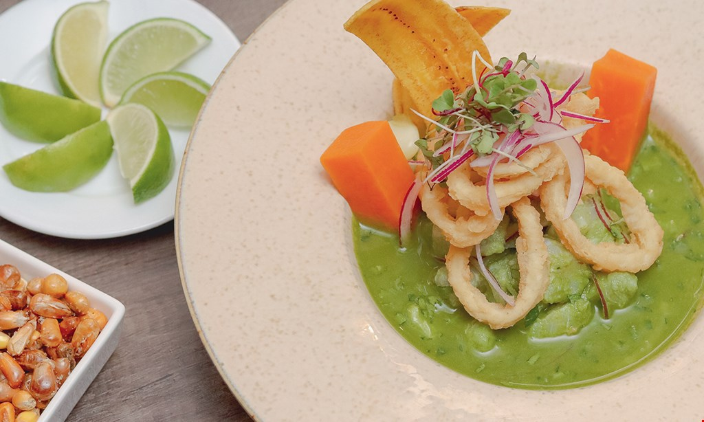 Product image for Ceviche Inka $5 off any food ticket of $35 or more