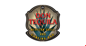 Don Tequila Mexican Grill And Cantina Bar logo
