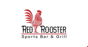 The Red Rooster Sports Bar & Grill logo
