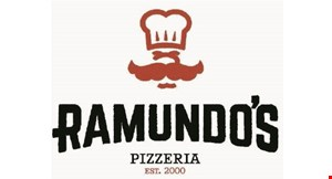 Product image for Ramundo'S Pizzeria $19.95 Ramundo's Meal Deal