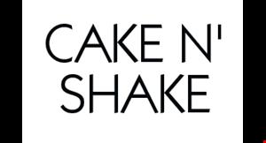 Cake N' Shake logo