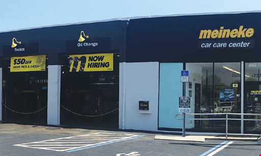 Product image for Meineke #2690 Holly Springs $10 OFF Service Over $100
