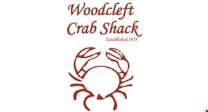 Woodcleft Crab Shack logo