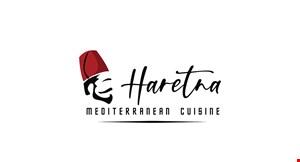 Haretna Mediterranean Cuisine logo