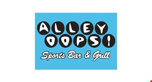 Alley Oops! Sports Bar & Grill logo