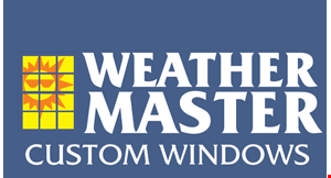 Product image for Weather Master Get A $25 - $150 Amazon Gift Card Present this coupon and get an Amazon Gift Card valued at $5 times the number of ENERGY STAR window we install