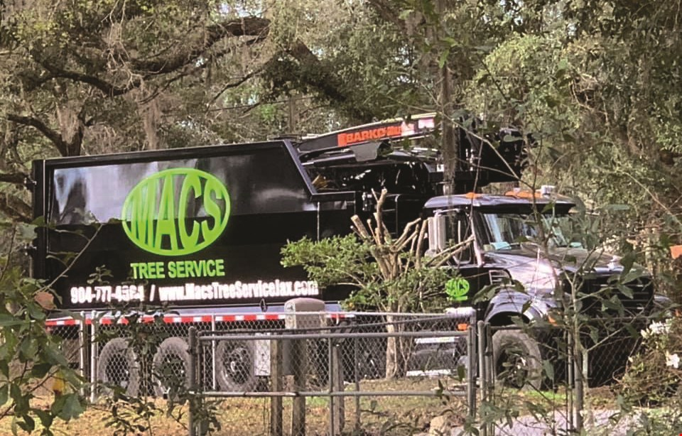 Product image for Macs Tree Service $100 OFF tree service of $1000 or more.