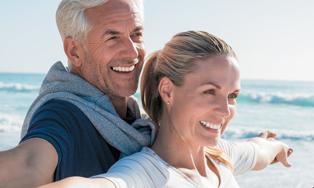 Product image for Nusmile Dental Dentures starting as low as $29 per month per arch Price does not include extraction fee. CODE D5110 (upper denture), CODE D5120 (lower denture)