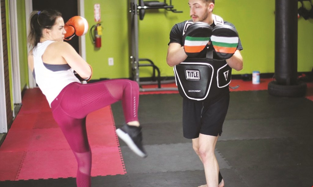 Product image for Roden Hiit Kickboxing $129/MO FAMILY MEMBERSHIP Includes 2 adults and 2 children