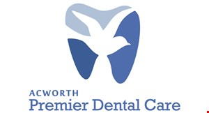 Product image for Acworth Premier Dental Care $99 new uninsured patient special