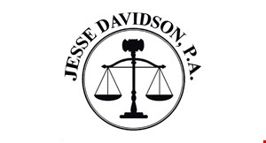 Product image for Jesse Davidson, P.A. Free Consultation:Call 561-252-7850