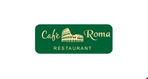 Product image for Cafe Roma Restaurant $15 For $30 Worth Of Italian Cuisine