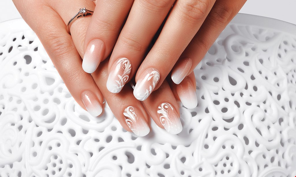 Product image for Angeliz Nails & Spa $10 OFF any artificial nail service (acrylic, IBD gel & dipping powder)