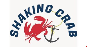 Product image for Shaking Crab $10 off total check