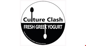 Product image for Culture Clash Fresh Greek Yogurt $5 off any purchase of $25 or more