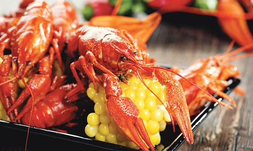 Product image for The Juicy Crawfish $10 Off any purchase of $40 or more
