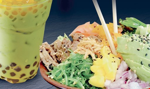 Product image for Fish Bowl Kitchen FREE Boba Buy One Boba Get One FREE of equal or lesser value