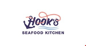 Product image for Hook's Seafood Kitchen $15 For $30 Worth Of Seafood Dining & More (Also Valid On Take-out With Minimum Purchase Of $45)
