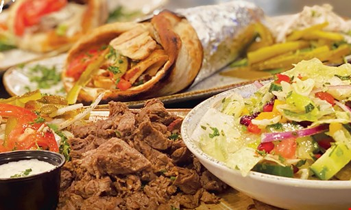 Product image for Sage Mediterranean Grill FREE APPETIZER With Purchase of any Entree.