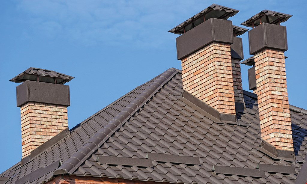 Product image for A Step In Time Chimney Sweep $20 Off Chimney Inspections.