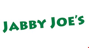 Product image for Jabby Joe's $19.95 8 CUT PLAIN PIZZA, 12 WINGS & WHOLE HOAGIE.
